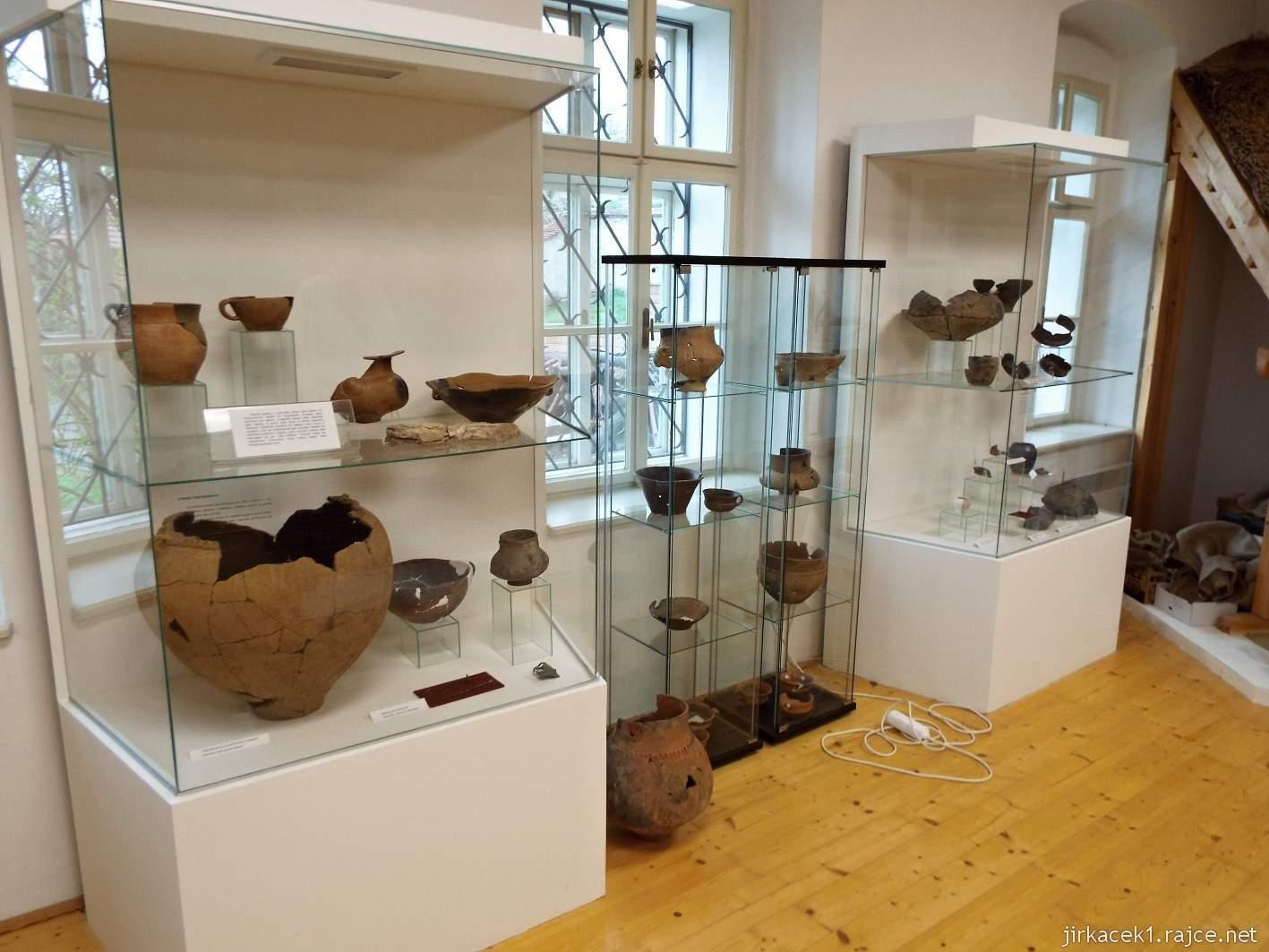 Žarošice - archeologická expozice