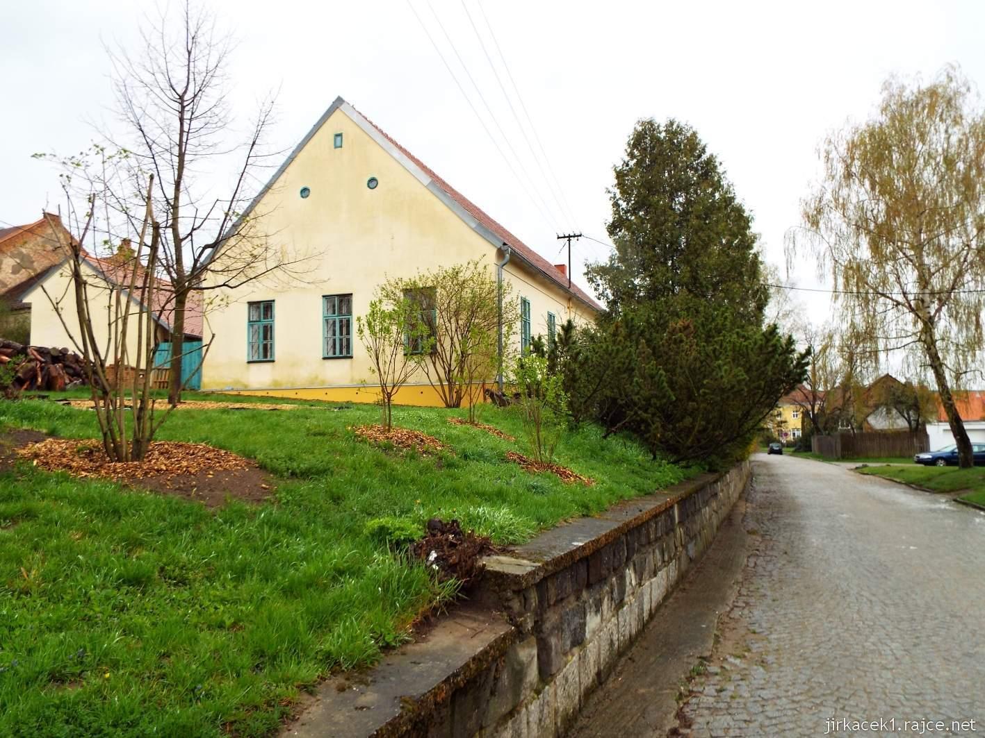 Žarošice - muzeum - budova muzea