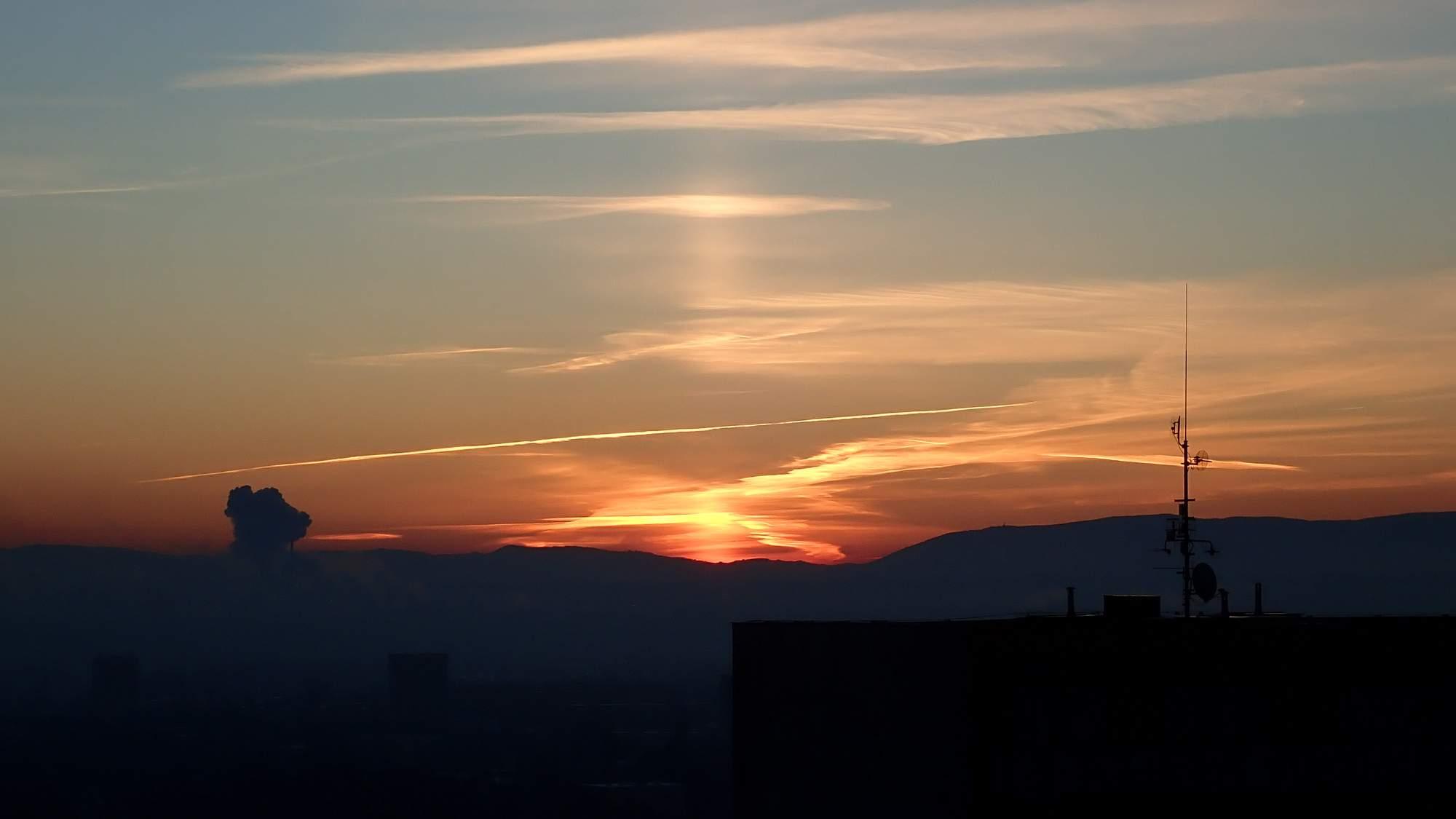 Tipy na východ slunce