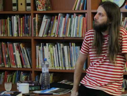 27. listopadu 2019 - překladatel Vratislav Kadlec