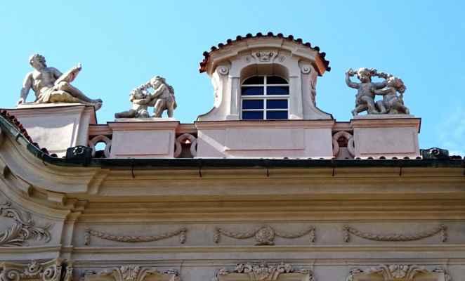 Mostecká 15 - Kounický palác