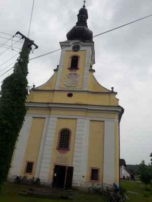 Kostel Panny Marie Sněžné - Svatý Kámen - IICSAII