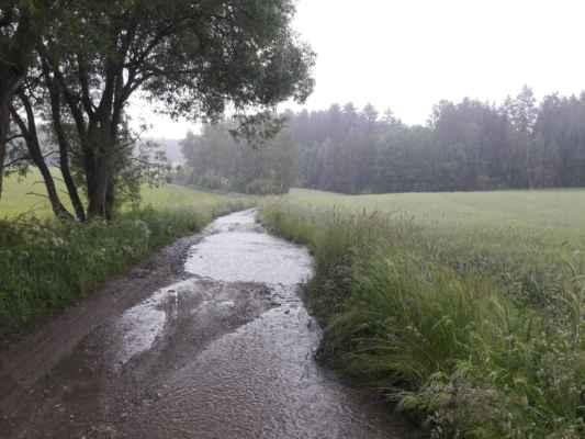 Prší opravdu hodně...:-( - IICSA