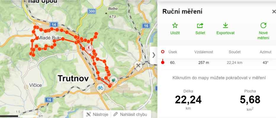 11.2.2021 Mladé Buky , Hrádeček - https://mapy.cz/s/gabejajutu