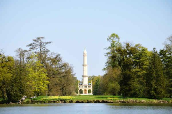 Lednice - Minaret.