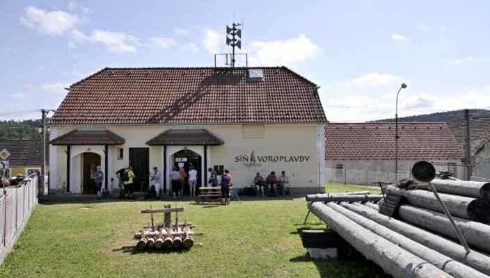 Purkarec - Muzeum voroplavby