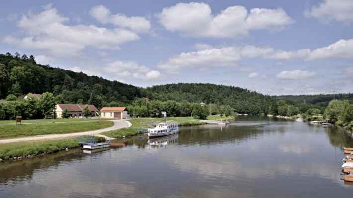 Hluboká - Vltava