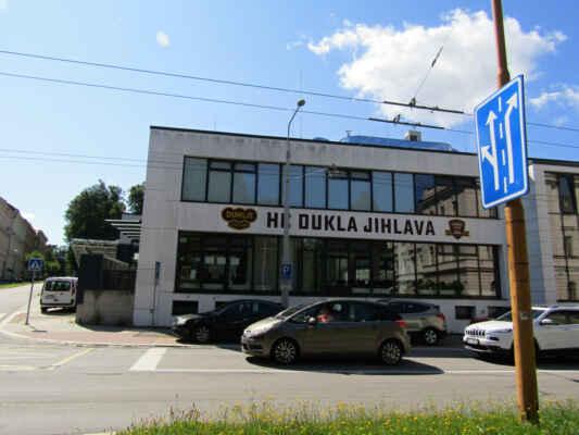 zimní stadión hojevé Dukly Jihlava - kolikrát byla mistrem ligy?? - DUKLA JIHLAVA se stala mistrem Československa v letech 1967, 1968, 1969, 1970, 1971, 1972, 1974, 1982, 1983, 1984, 1985 a 1991.  Lepší je jenom Brno.