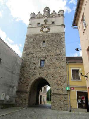 Brána Matky Boží je poslední dochovaná brána z původních pěti bran opevnění města Jihlavy. V současnosti představuje jednu z dominant města a slouží jako vyhlídková věž. Společně se zbytky městských hradeb je chráněna jako kulturní památka.