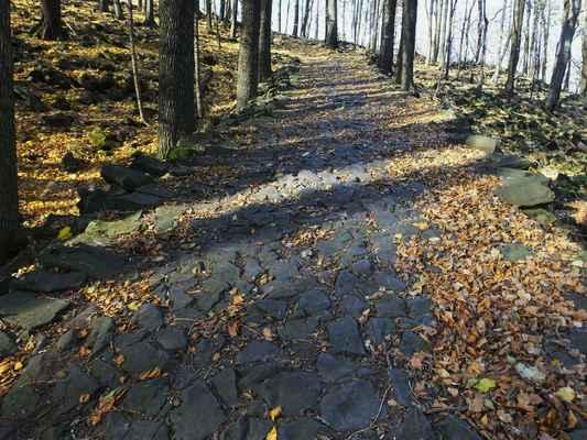 někdy je utrpením po tomto chodníku jít...