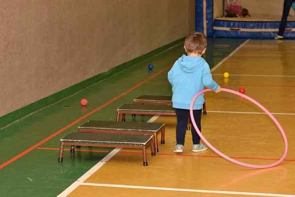 Cvičení rodičů s dětmi  11.2.2019
