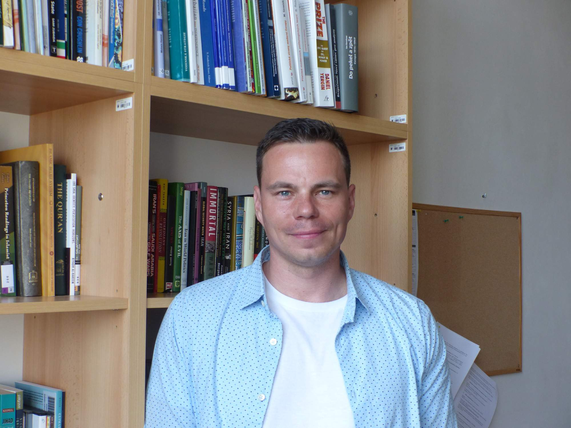 Politolog Josef Kraus. Autor: Ladislav Zouhar