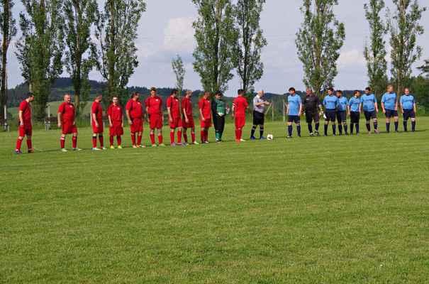 Fotbal kaladruby .Poslední kolo v základní skupině Hoslovice Kladruby 1:6 .1.6.2019.