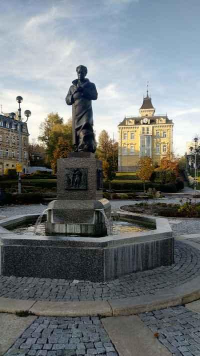 Aš - Goethův památník