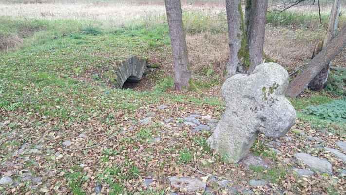 Hranice - Bývalá osada Císařský Hamr (Kaiserhammer)