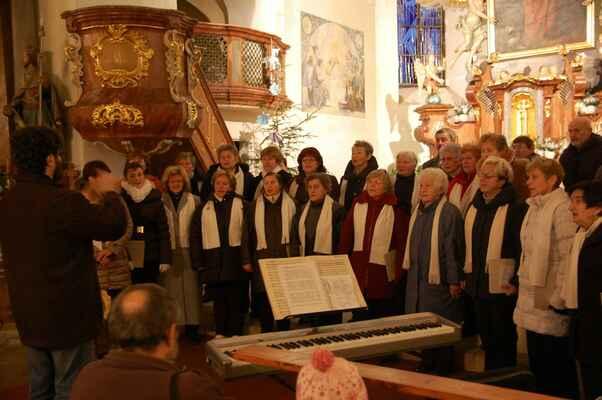 04.01 2014 Tříkrálový koncert - kostel sv. Martina v Libuni