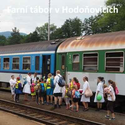 Tábor Hodoňovice 2019