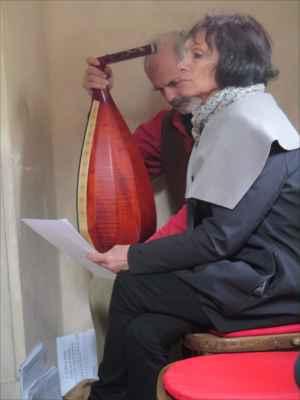 hrou a zpěvem doprovodila Capella Michaelis pod vedením Michaela Pospíšila