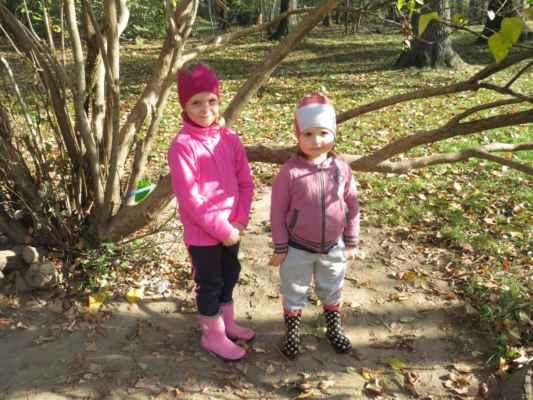 Podzim v přírodě (zelená třída)