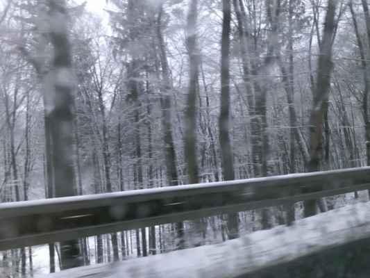 Nad Ochozským rybníkem Hádek - Vracíme se z Hostěnic do Brna
