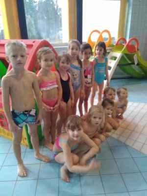 MŠ Mžany 2020/2 - Plavecký výcvik