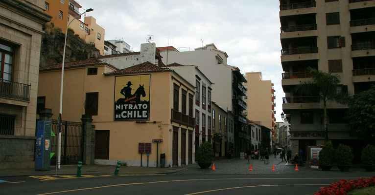 ...více než sto let stará reklama obchodníka s chilským ledkem...