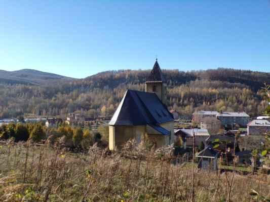 kostel sv. Fillipa Vápenná