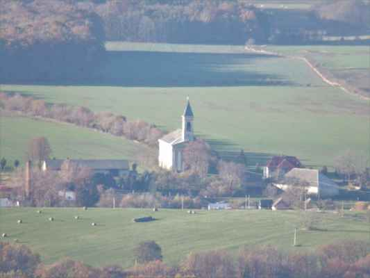 kostel sv. Martina Skorošice